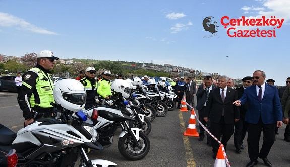 Trafik Haftası etkinlikleri düzenlendi