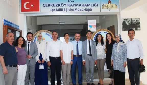 Türkiye birincileri altınla ödüllendirildi