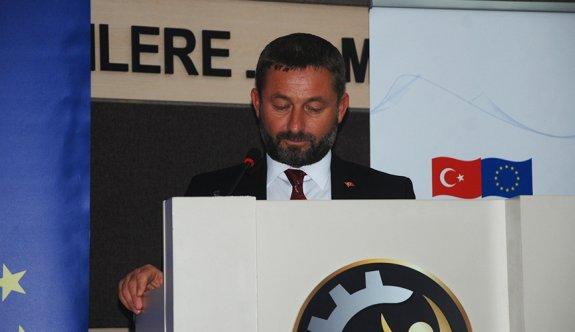 Avrupa ticaretinin kalbi Çerkezköy'de attı