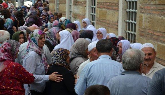Hacı adayları yolculuk gününü bekliyor