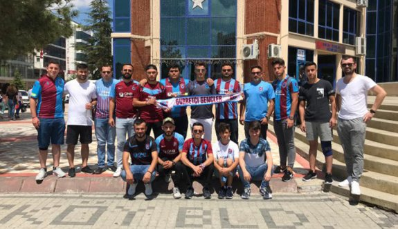 Trabzonspor için bir araya geldiler