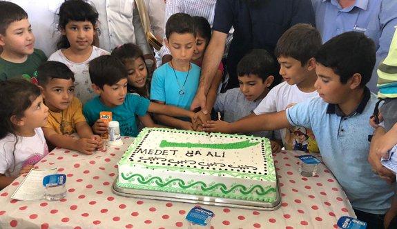 Gadir-i Hum Bayramını kutladılar
