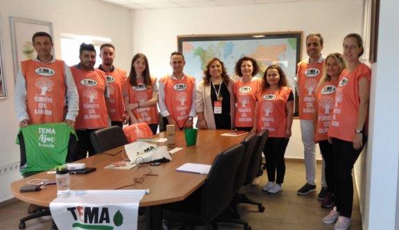 TEMA İreks firması ile İstanbul Maratonuna katılacak