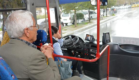 65 yaş üstü vatandaşlardan UKOME'ye çağrı