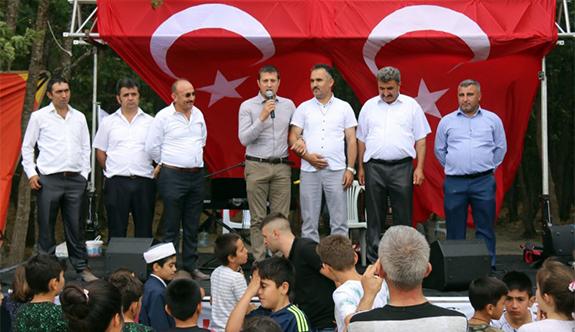 Başkan Akay, Yozgatlılarla buluştu