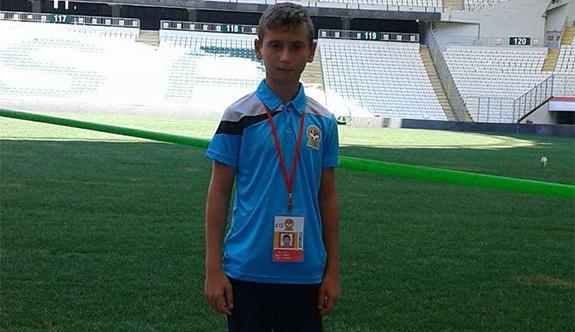 Sitespor'dan Galatasaray'a bir genç yetenek daha