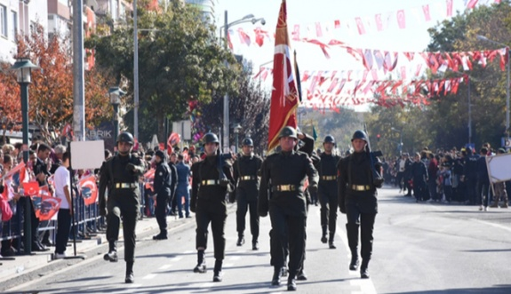 Cumhuriyet Bayramı törenlerle kutlanacak