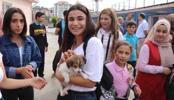 Dünya Hayvanları Koruma Günü kutlandı