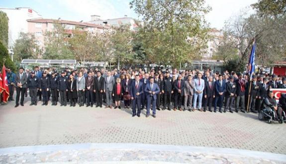 Kapaklı'da Cumhuriyet Bayramı heyecanla kutlandı
