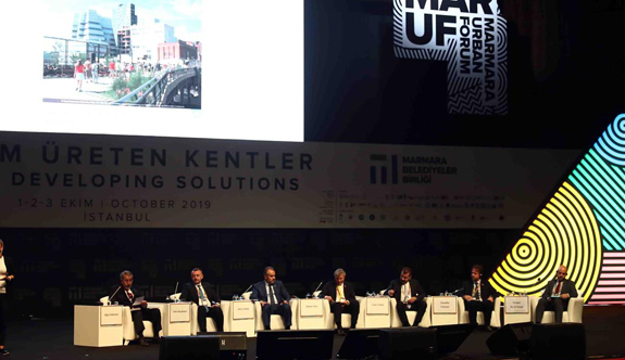 TRAKYAKENT, Türkiye'nin en büyük kent forumu MARUF'ta yerini aldı