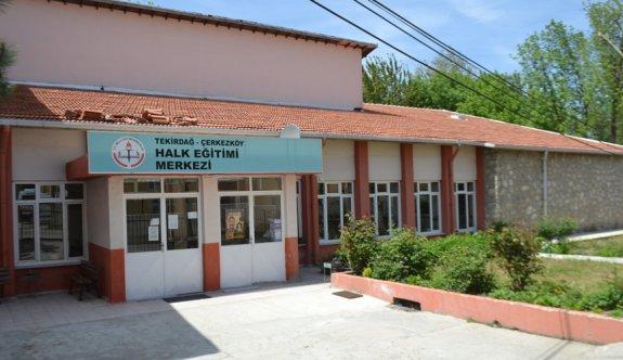 Halk Eğitim Merkezine yeni bina lazım