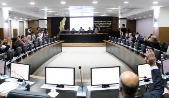 Kasım ayı meclis toplantıları tamamlandı