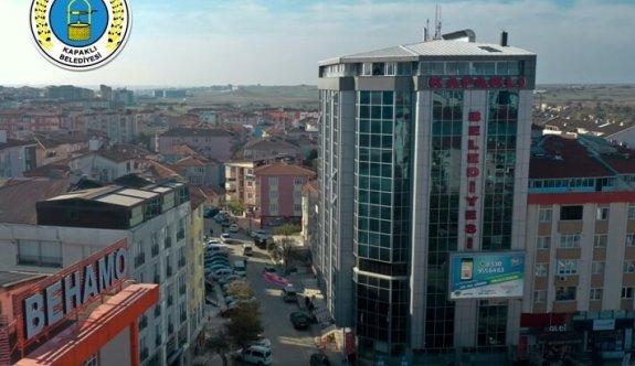 Kapaklı Belediyesi Doğrudan Temin Dosyalarını Yayınlıyor