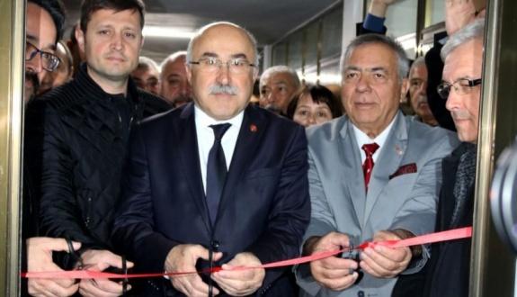 Türk Ocakları Çerkezköy Şubesi açıldı