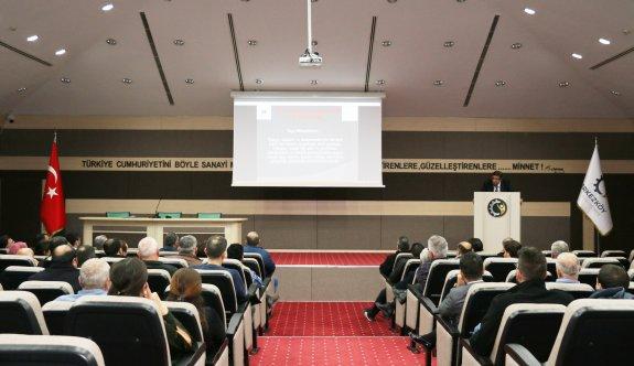 ÇTSO'dan yapı müteahhitlerine seminer