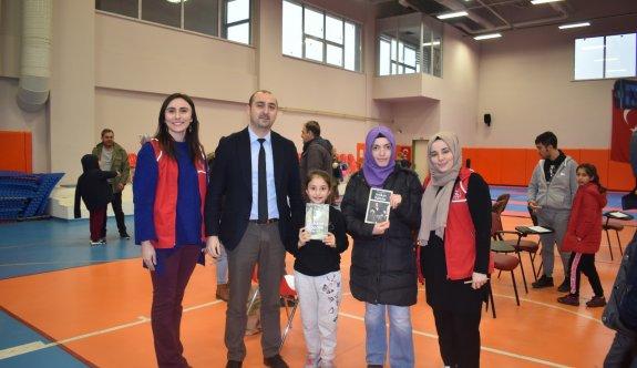 Gençlik Merkezinden Ebeveynler ve Çocukları Yarışıyor etkinliği