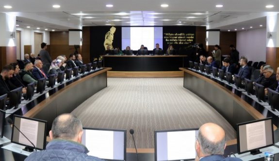 2. Oturumla Şubat Meclisi tamamlandı