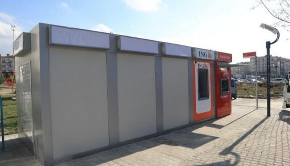 Banka ATM'leri hizmet vermeye başladı