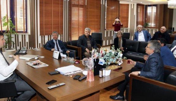Çerkezköy Belediyesi  ev sahipliği yaptı