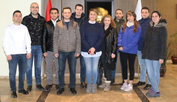 ÇTSO'DA İş Sağlığı Güvenliği konuşuldu