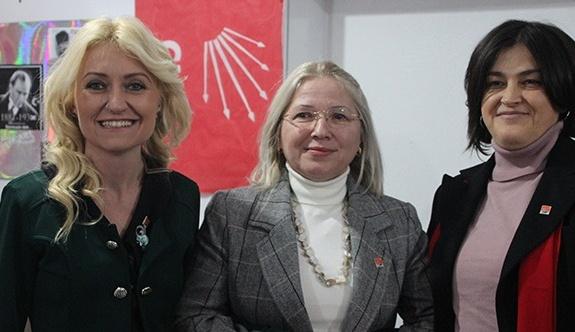 Deniz Bilge Kapaklı'nı yeni kadın kolları başkanı