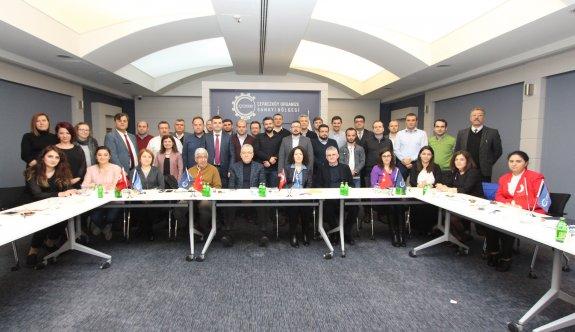 II. Dönem Yönetim Gözden Geçirme toplantısı yapıldı
