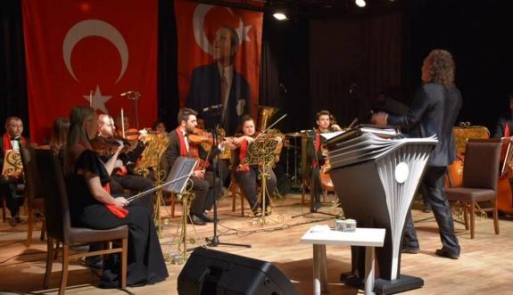 Kapaklı Atatürk Kültür Merkezi Kapılarını Senfonik Destan İle Açtı