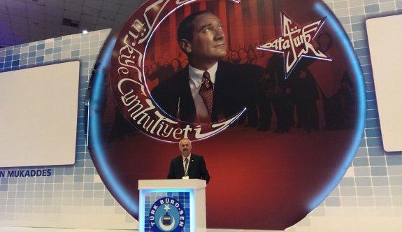 TÜRK BÜRO-SEN'den Vergi Haftası açıklaması
