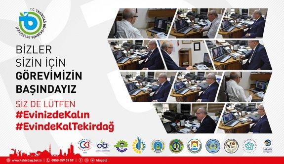 Başkan Albayrak İlçe Belediye Başkanları İle Buluştu