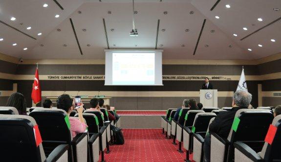 İhracatta devlet destekleri semineri yapıldı