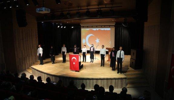 Kapaklı'da 12 Mart İstiklal Marşı'nın Kabulü ve Mehmet Akif Ersoy'u Anma Günü