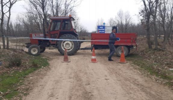 Kazak Gölü Mesire Alanı Geçici Olarak Kapatıldı
