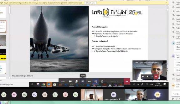 Çerkezköy OSB'de Dijital Dönüşüm devam ediyor