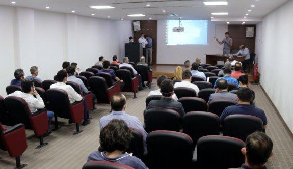 Altyapı koordinasyon kurulu toplantısı yapıldı