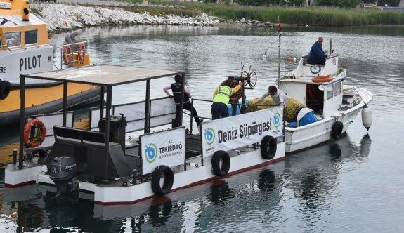 Deniz temizliğine Asyaport'tan katkı