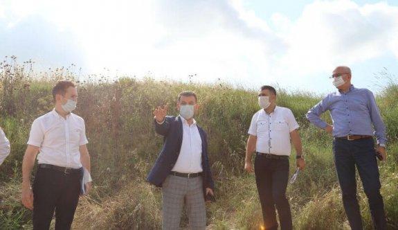DSİ 11. Bölge Müdürü Kuran'dan Ziyaret
