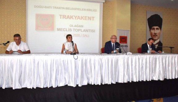 TRAKYAKENT Genel Kurul Toplantısına Üst Düzey Katılım
