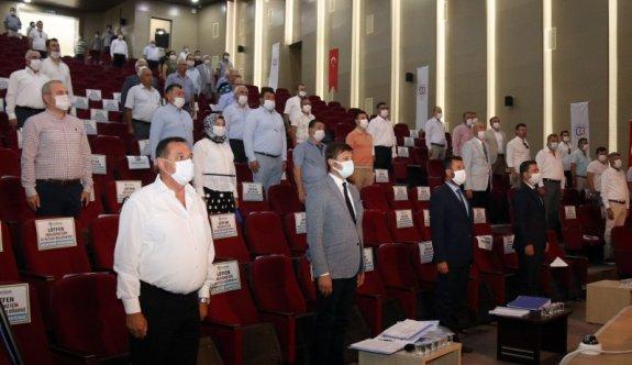 Büyükşehir Meclis toplantısı Çerkezköy'de yapıldı