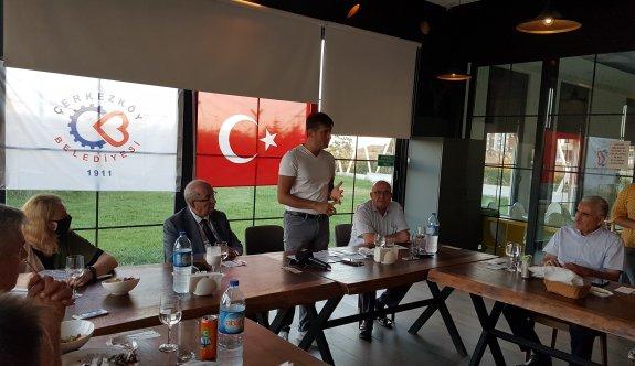 İstanbul'un 3. Sınıf sanayisini Çerkezköy'e getirmek istiyorlar