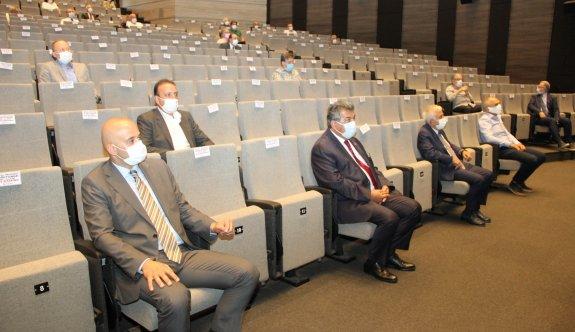 ÇOSB 18'inci Olağan Genel Kurul Toplantısı gerçekleştirildi