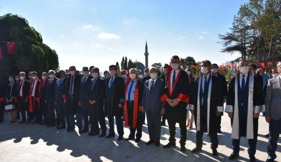 Tekirdağ'da Yeni Adli Yıl Açılışı Törenle Gerçekleştirildi