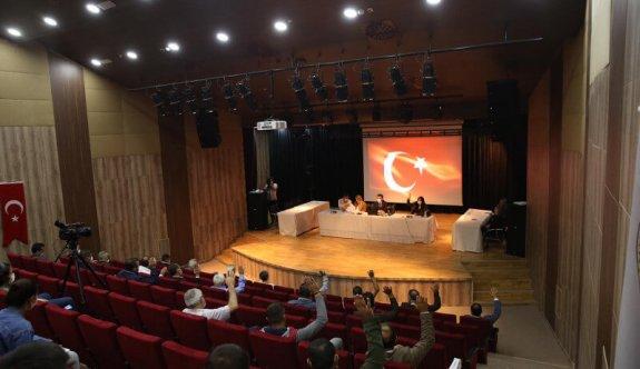 Kapaklı Ekim Ayı Meclis Toplantısı Tamamlandı