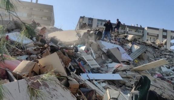 Çerkezköy SYDV'den   İzmir Depremine yardım kampanyası
