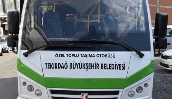 Büyükşehir'den Toplu Taşıma Esnafına Can Suyu