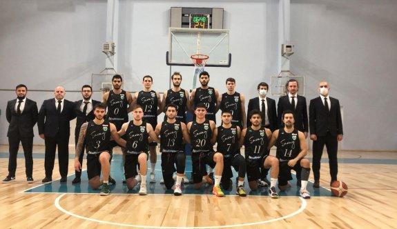 Saray Belediyespor 'dan ilk galibiyet