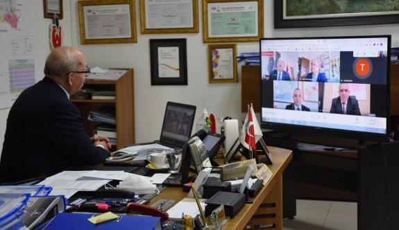 Trakya Belediyeler Birliği'nden Dış İlişkiler Atağı