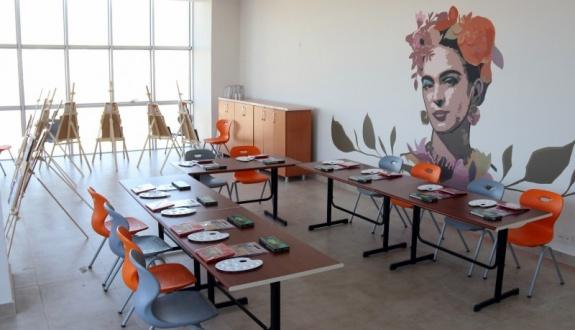 Kültür Merkezi sanatın merkezi olacak