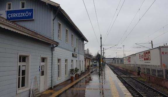 TCDD tren seferlerini ancak başlattı