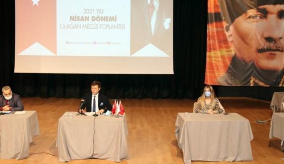 Çerkezköy Nisan ayı meclis toplantıları tamamlandı