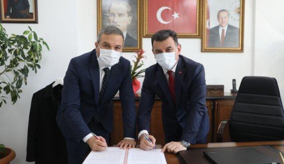 Kapaklı Belediyesi İle Fizitem Arasında Protokol İmzalandı
